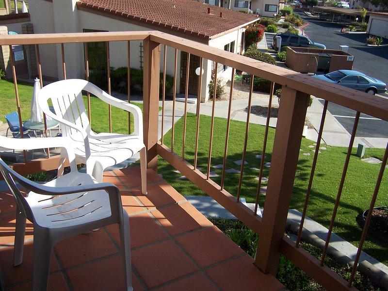 118 balcon Pismo Shores-Upstairs
