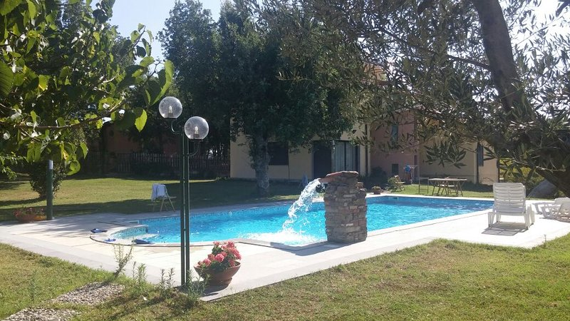 Villa with pool in the heart of the Pollino park