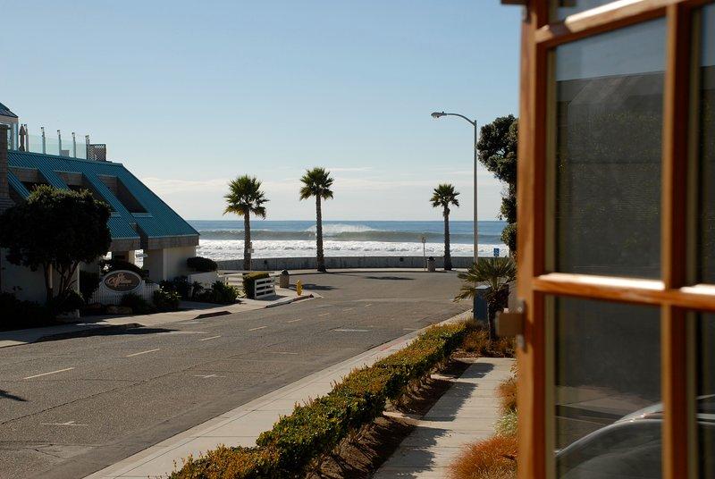 149 A Ocean View-Vue de la cuisine