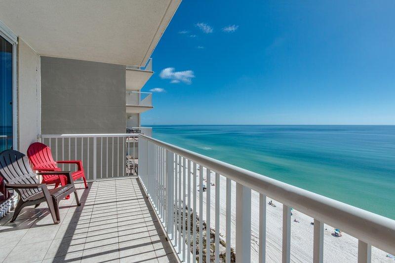 Majestic Beach 1215-Balcony View