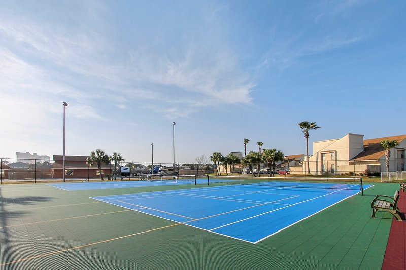 Campo da tennis Horizon South 75-A-Tennis