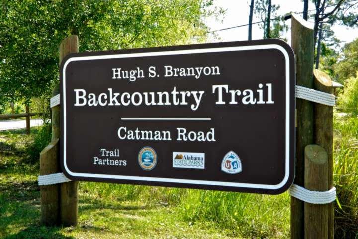 Hugh S. Branyon Backcountry Trail - 4,7 mijl afstand