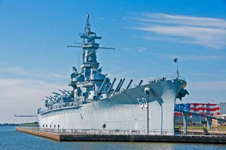 USS Alabama Battleship Memorial Park - 51.7 miles away