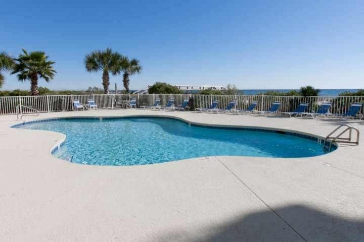 Alternate view of community pool