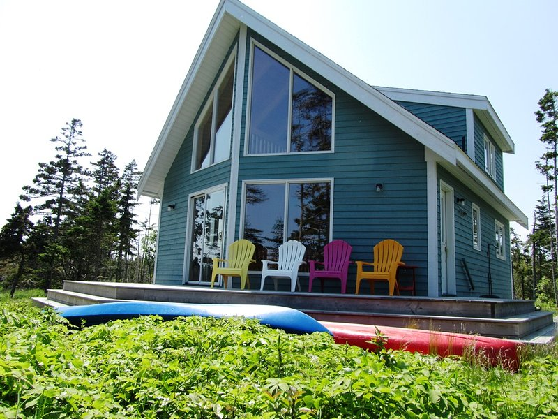 Ragged Island Retreat, holiday rental in East Port L'Hebert