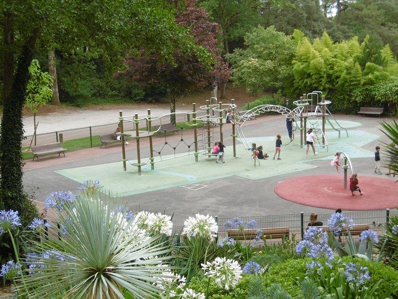 Kindergarten im Parc des Dryades 200m