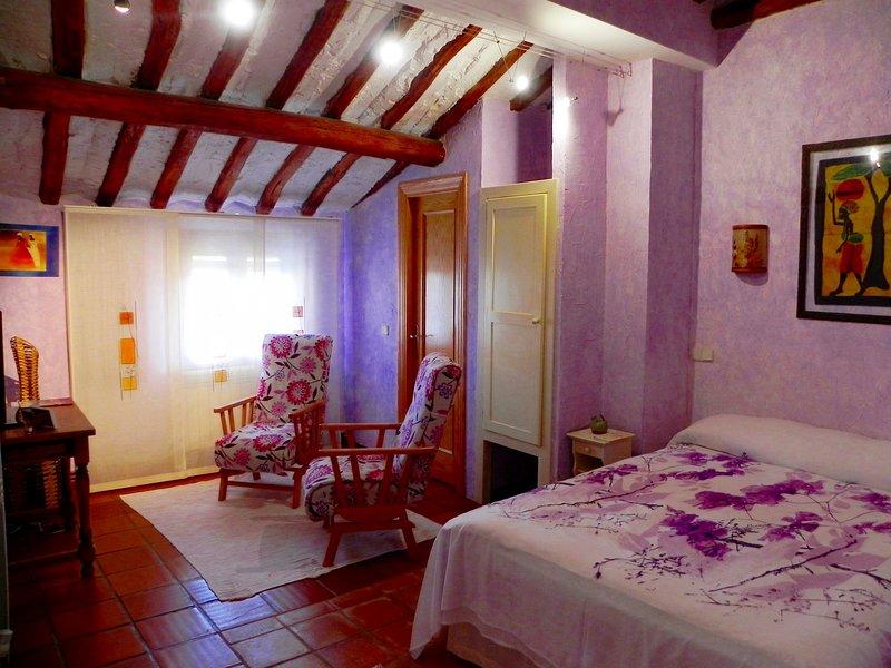 Casa Tila  Un espacio donde poder parar, un lugar donde disfrutar y soñar., holiday rental in Ausejo
