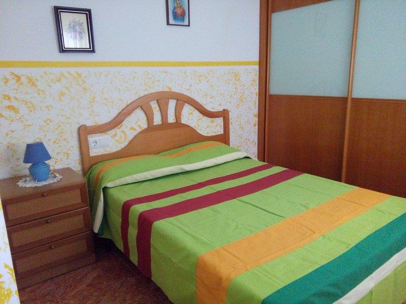 PISO CLIMATIZADO, holiday rental in Aguilas