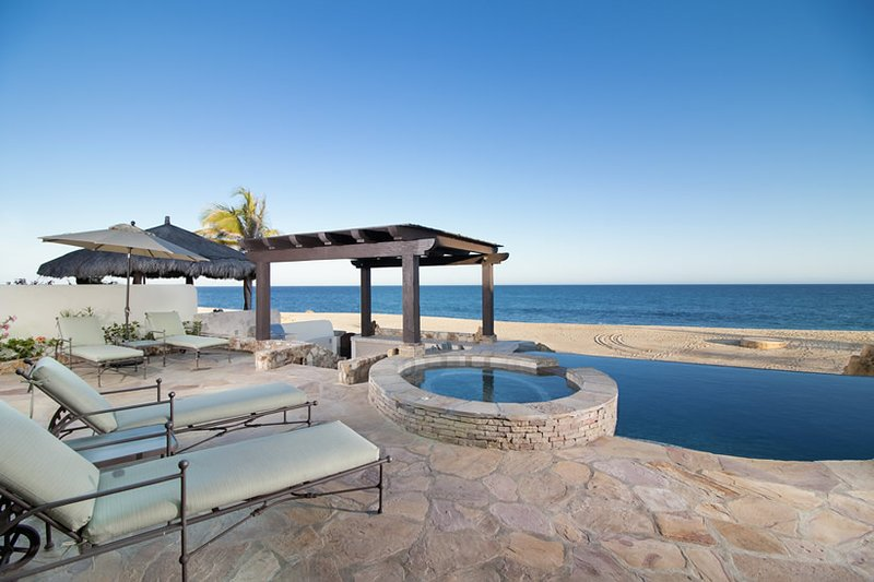 Incredibile vista sulla spiaggia!