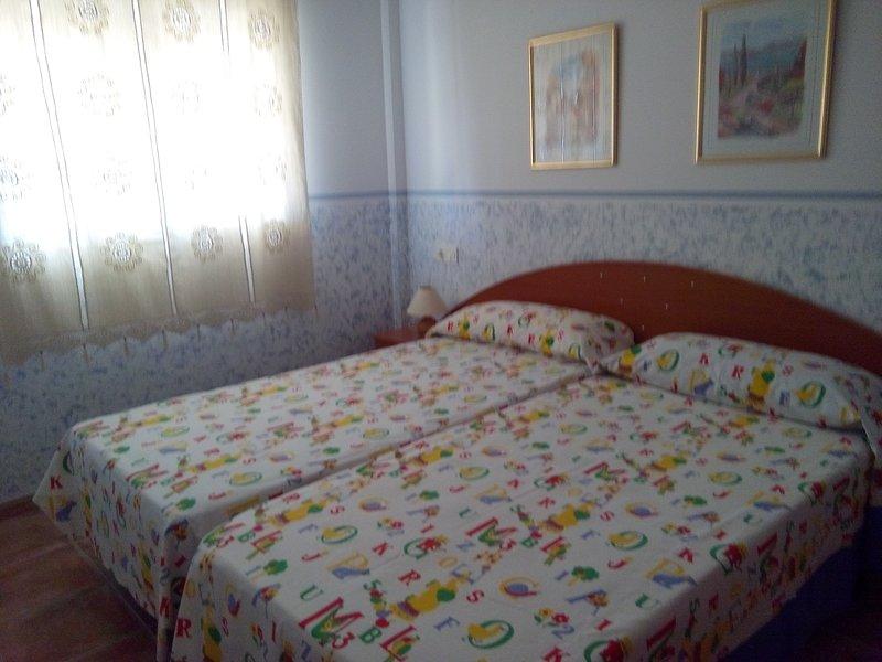Apartamento Azul, alquiler vacacional en Calabardina