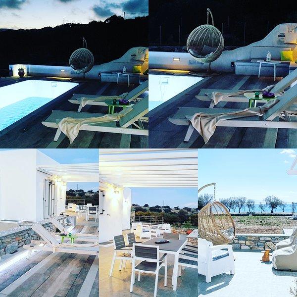 Villa Maria, alquiler de vacaciones en Aliki