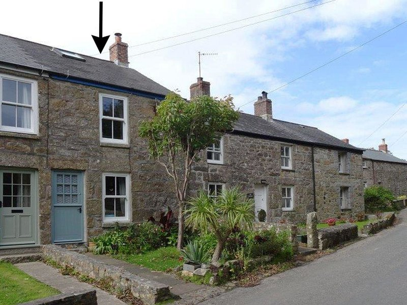 2 The Cottages, Ludgvan, holiday rental in Nancledra