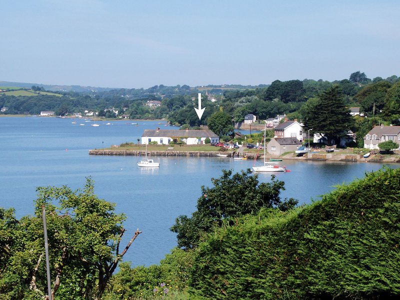 Regatta Cottage, Feock, vacation rental in Come to Good