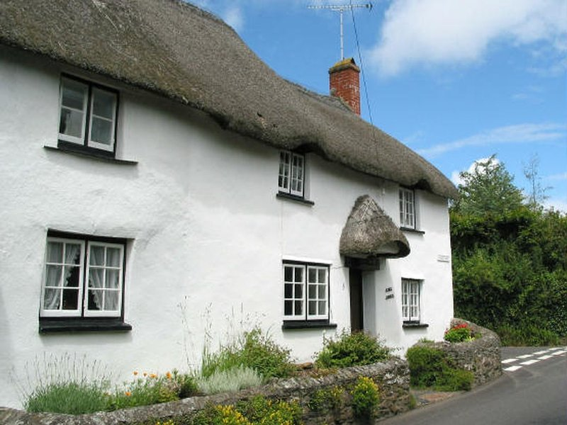 KINGS CORNER, charming, thatched Grade II listed cottage with wood burning, holiday rental in Ivybridge