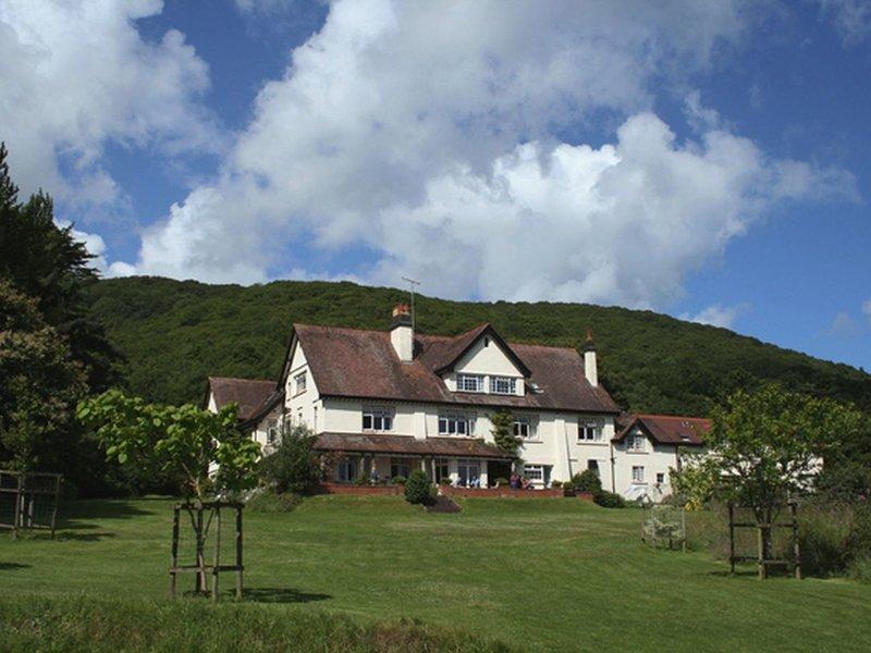 Porlock Vale House, Porlock Vale, casa vacanza a Oare