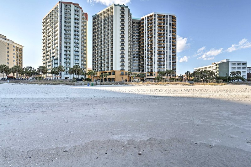 With so many local attractions, there's no place like Myrtle Beach!