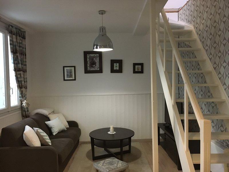 Small House in Belleville!, aluguéis de temporada em Paris