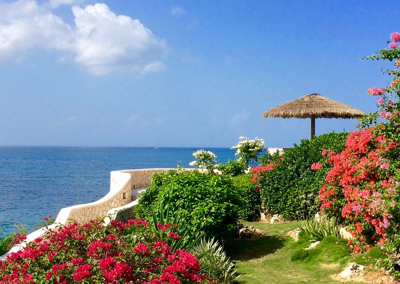 Butterfly House - Negril, Luxury Private Beach & Amazing Tropical Garden, holiday rental in Westmoreland Parish