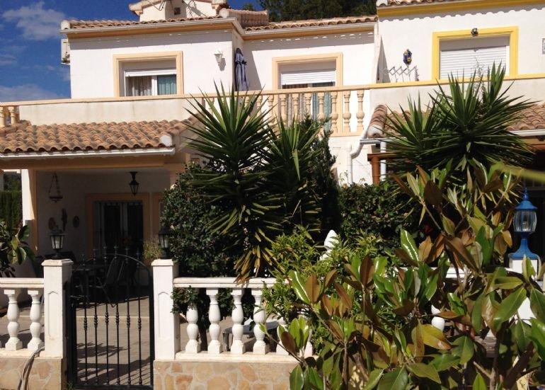 3 Bedroom Villa, Vital Parc, Calpe, holiday rental in Calpe