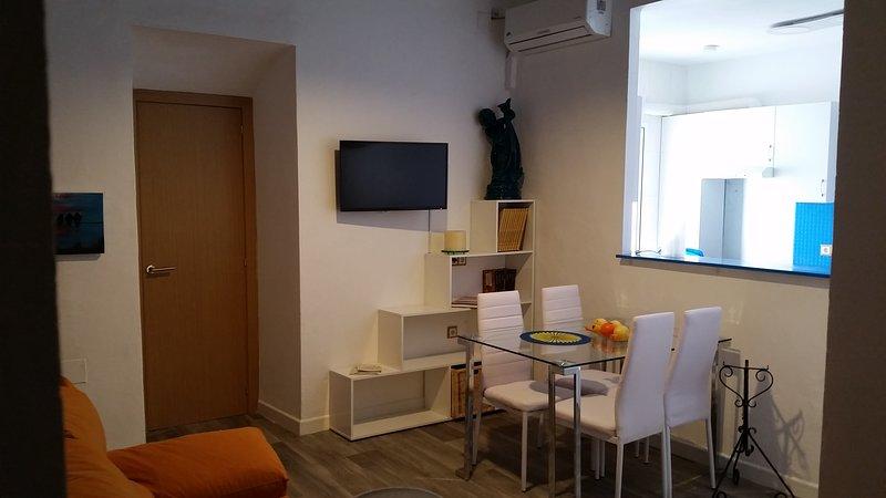 Apartamento Casa Mola en el centro de Antequera, alquiler de vacaciones en Antequera