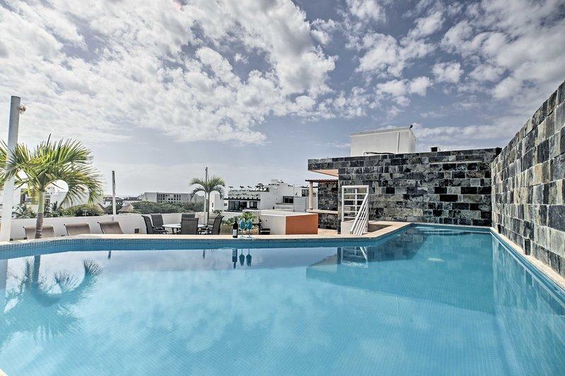 Escape to Playa Del Carmen at this vacation rental apartment!