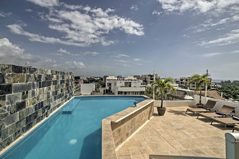 Plan your next Playa Del Carmen trip to this vacation rental apartment!