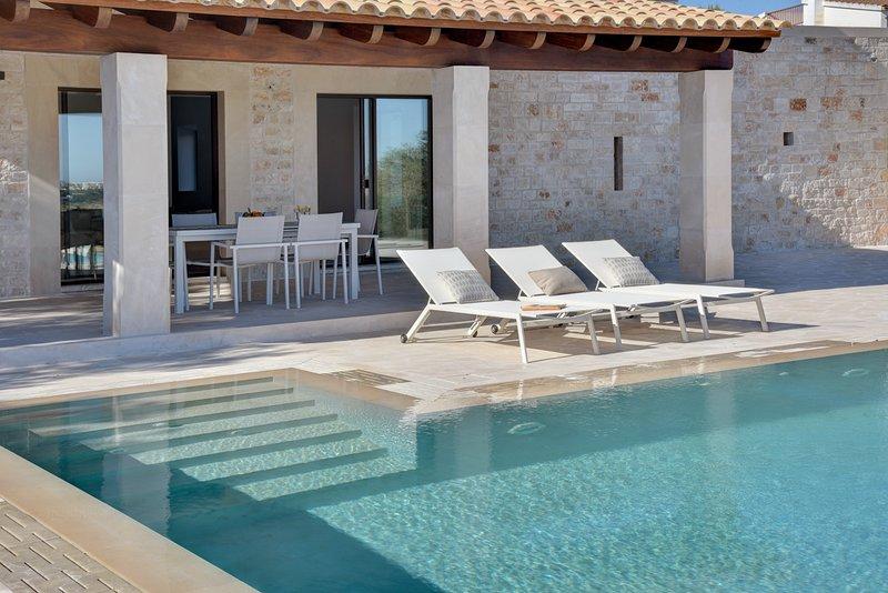 Corso, holiday rental in Cala Marcal