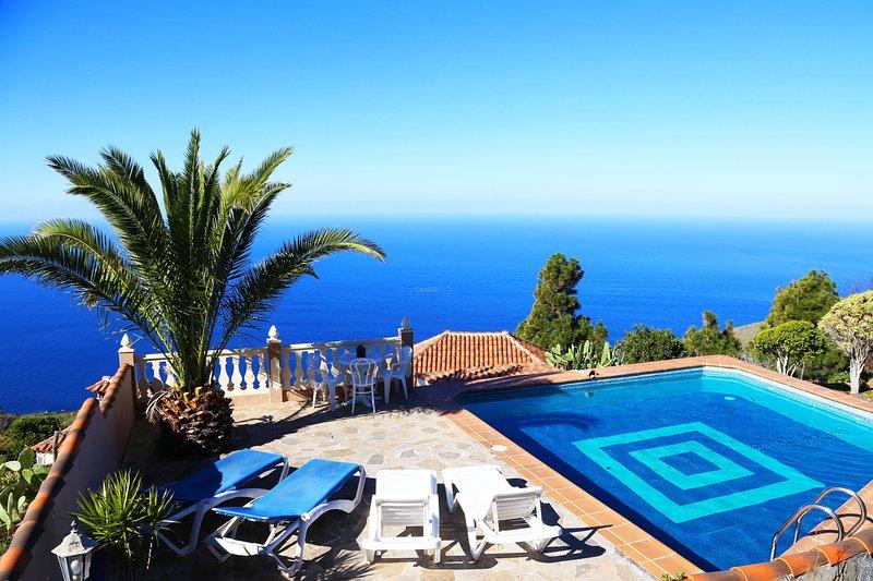Puntagorda, La Palma, holiday rental in Santo Domingo