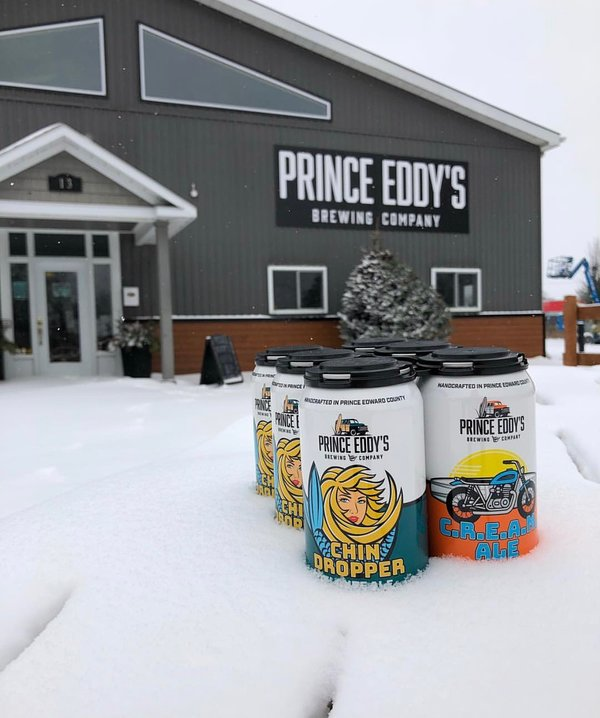 Prince Eddy's located in a Picton - stop in for a brew