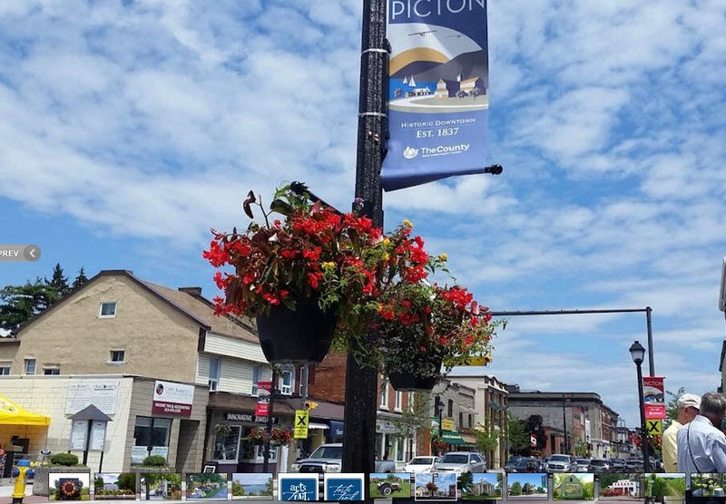 Beautiful Downtown Picton