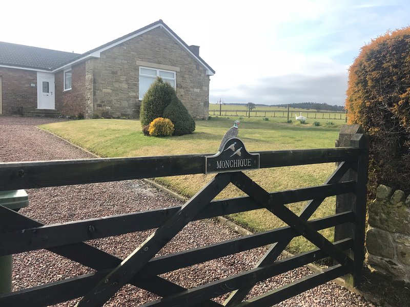 Monchique - Self Catering in Northumberland, casa vacanza a Whittingham