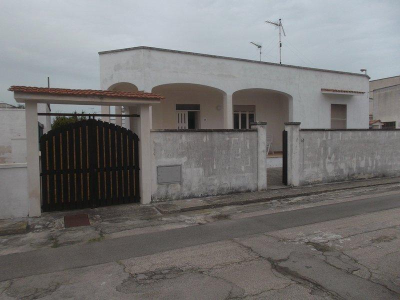 Casa Villa Gaia, location de vacances à San Foca