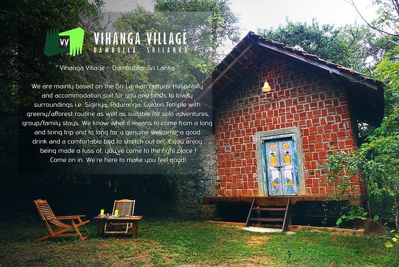 You can find the Location  thru the google search ' Vihanga Village. Dambulla. ', casa vacanza a Dambulla