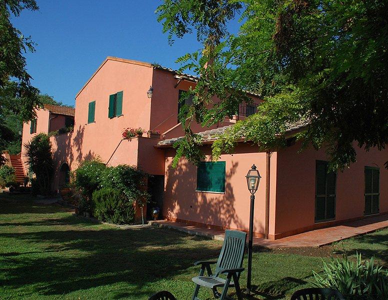 Il Rosmarino - Appartamento in Casale Orbetello, holiday rental in Talamone