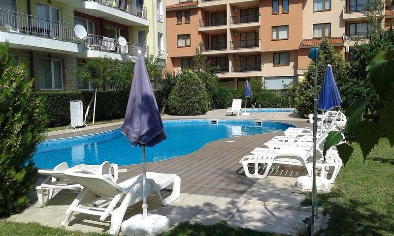 Ganz Real Estate Sunny Beach 1, casa vacanza a Sunny Beach