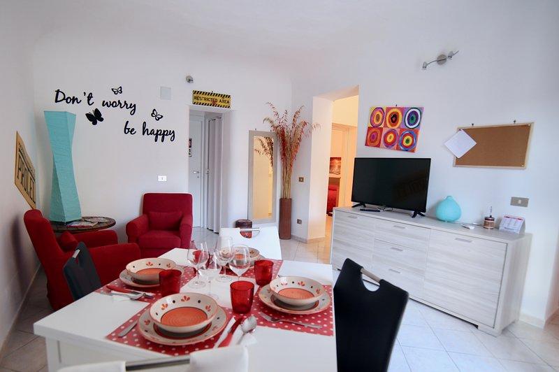 Case di Verdura - Bucaneve, vacation rental in Mondello