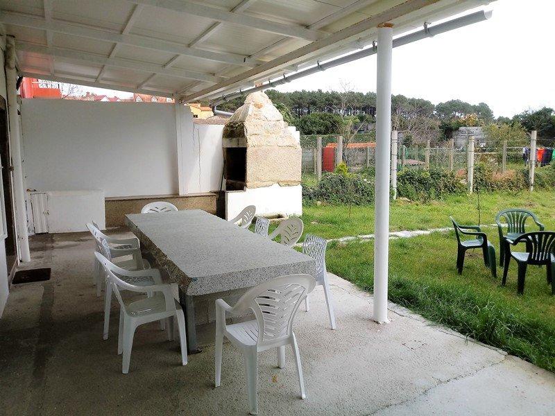 Casa playa Sardiñeiro, vacation rental in Nemina
