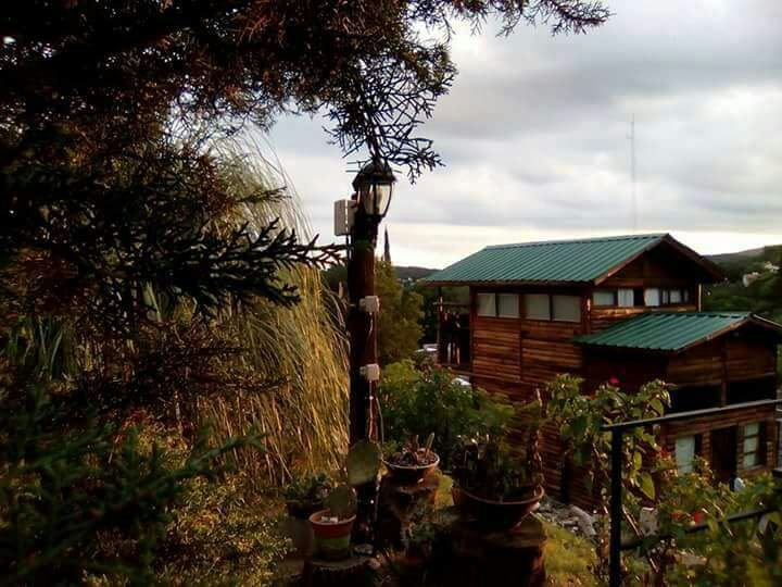 CABAÑA  LA  TRIADA,  CORDOBA, holiday rental in Huerta Grande