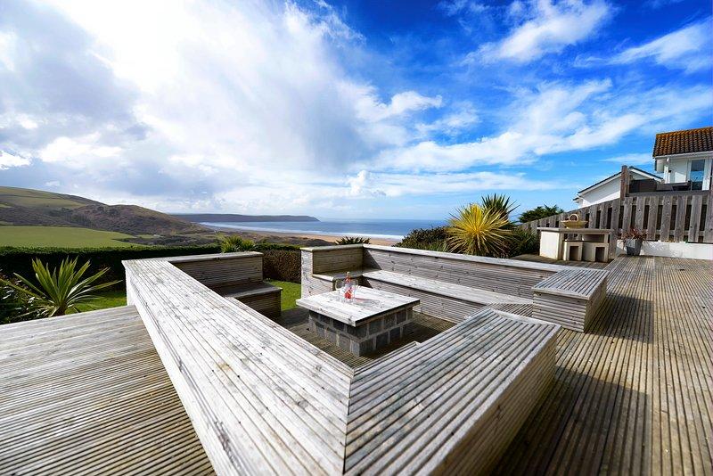 Pebbles Beach House, totally amazing