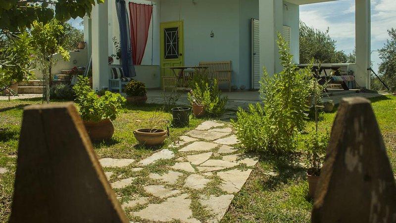 Cozy Summer Village, casa vacanza a Lygia