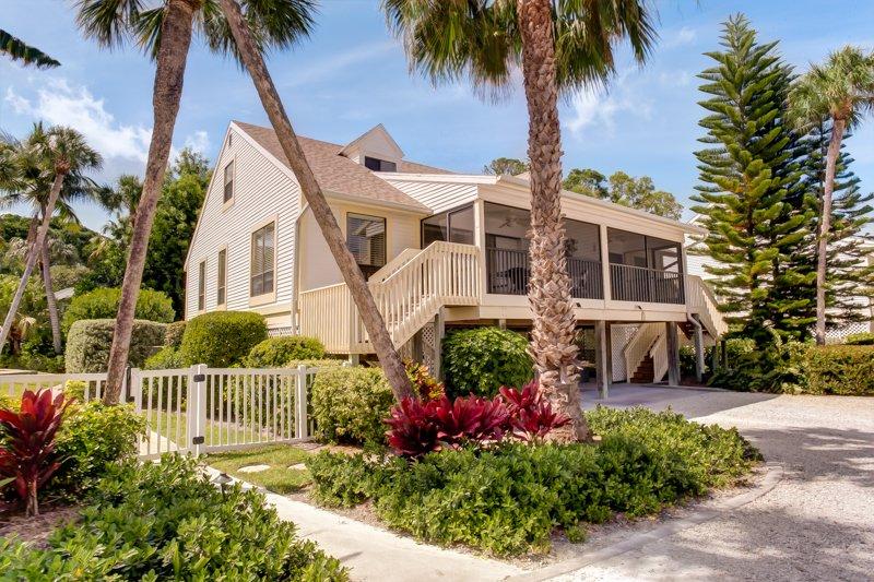 Captiva Shores 3A- Bay Breeze Cottage, holiday rental in Captiva Island