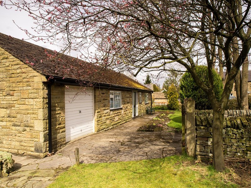 Detached bungalow in a peaceful village