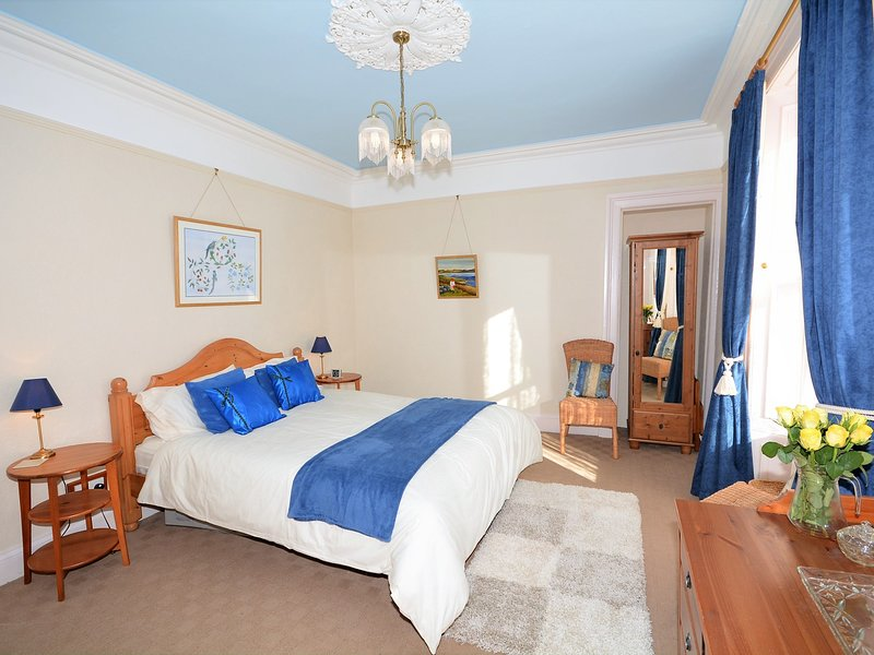 King-size with en-suite