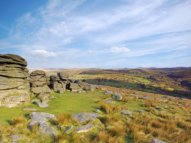 Disfrutar de un día de turismo en las inmediaciones Bodmin Moor