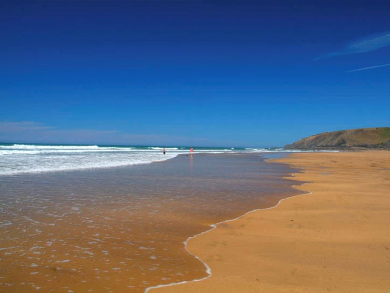 Sandymouth Beach - Approximately 6 miles away