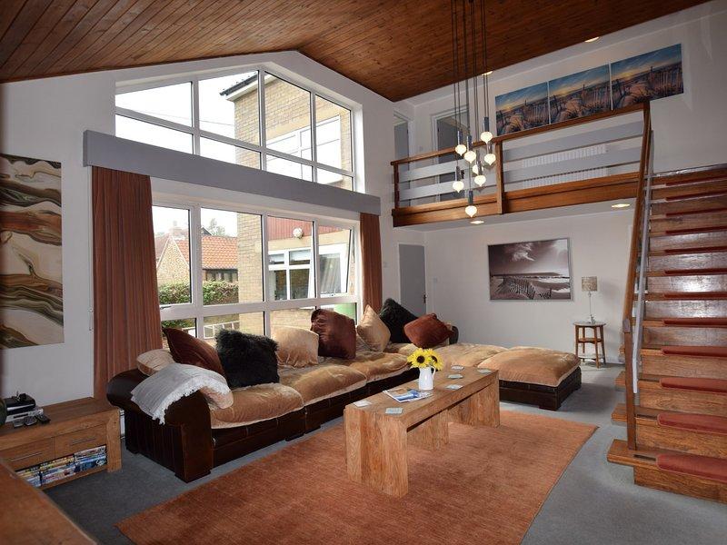 A spacious family home