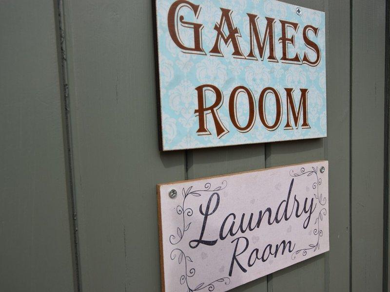 jogos compartilhados e lavandaria