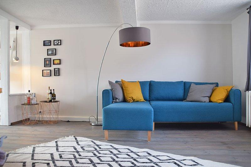 Maison Cyriax - mit viel Liebe zum Detail gestaltet, holiday rental in Stangerode