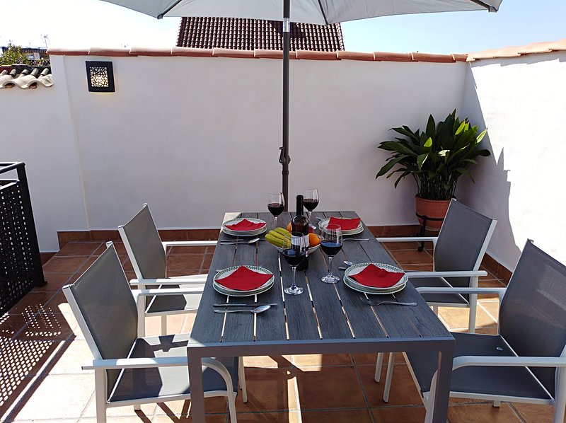 casa Al-zahira 1, alquiler de vacaciones en Córdoba