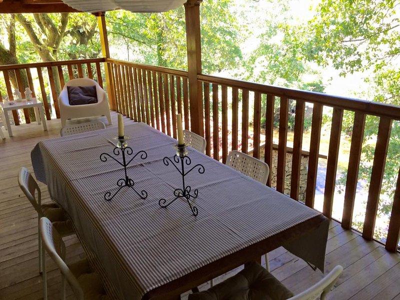 Quinta do Rio Homem, casa vacanza a Caldelas